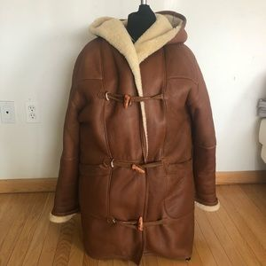 ✨GENUINE SHEARLING WOMAN'S COAT |GREAT CONDITION|